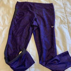 Nike Running Pants - Cropped